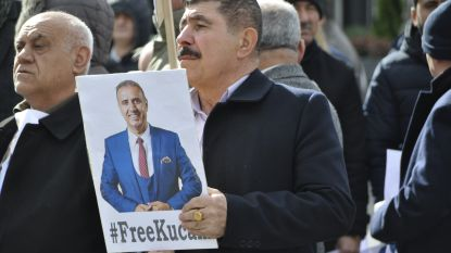 Melikan Kucam zit al tien weken in gevangenis