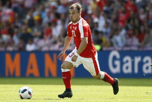 Let 17 goals is de flankaanvaller de topschutter in de Zwitserse selectie
