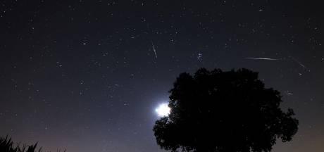 Vanavond en vannacht topweer om vallende sterren te zien