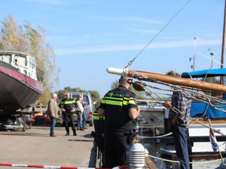 Lichaam gevonden in Eemnes: 'We dachten dat er een emmer dreef'