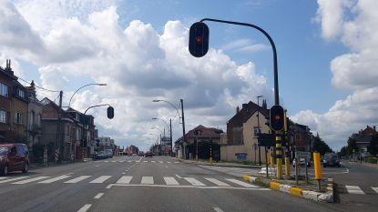 Werken op kruispunt N6/Georges Wittouckstraat: Verkeer moet in beide richtingen over één rijstrook