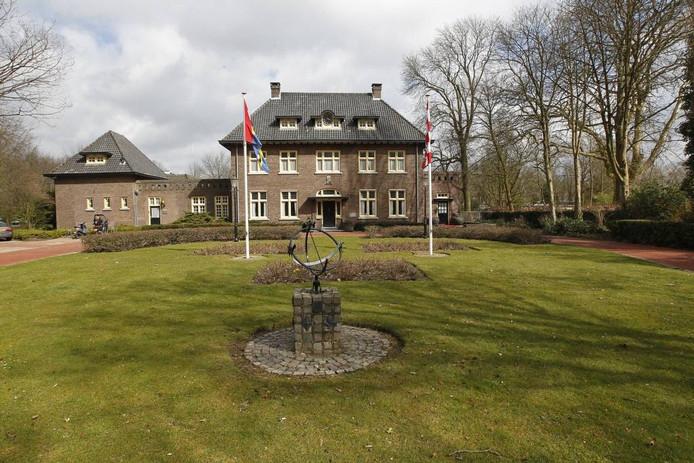 Het gemeentehuis van Nuenen.