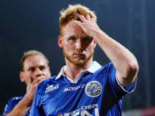Toch weer een nieuwe kans voor Jort van der Sande bij FC Den Bosch