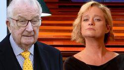 Koning Albert moet geen DNA-test ondergaan na vraag Delphine Boël