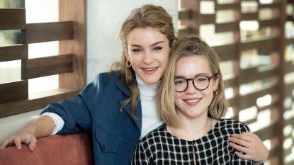 """Zus Kaat is apetrots op actrice Pommelien Thijs: """"Sinds ze in '#LikeMe' speelt, weet ik dat ik haar moet loslaten"""""""