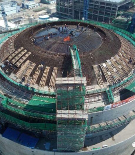 La Chine lance son premier réacteur nucléaire produit localement