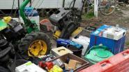 Schuurtjes op Nederlandse camping vol met gestolen werkmateriaal