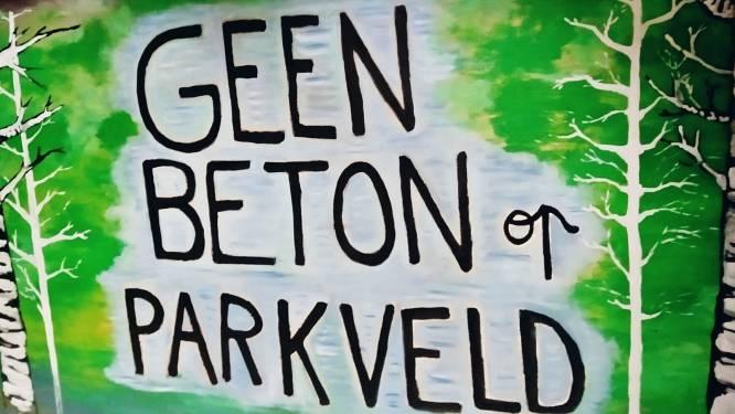 """Actiegroep Partigiani Parkveld laat van zich horen: """"Waardevol stukje groen redden met petitie"""""""