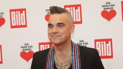 Robbie Williams werkt aan vijf nieuwe tv-programma's