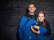 Zwolse volleybalclub SVI heeft twee troeven in tweede divisie