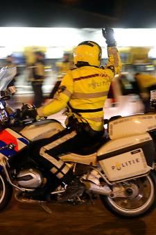 Man met 4200 euro aan onbetaalde boetes moet auto achterlaten bij politiecontrole Gorinchem