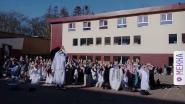 VIDEO. Ophef over islamparodie tijdens 100 dagenviering op college in Melle