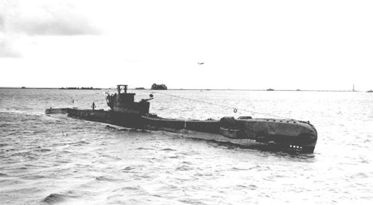 De HMS Tigris