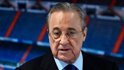 """Stapt Real Madrid uit La Liga? Voorzitter Pérez zet zinnen op Europese topcompetitie, """"egoïstischer kan niet"""""""