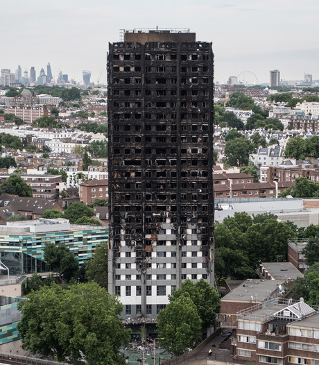 Dodental flatbrand Londen naar 80
