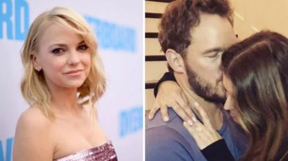 Anna Faris wil zélf huwelijk van ex-man Chris Pratt en Katherine Schwarzenegger voltrekken