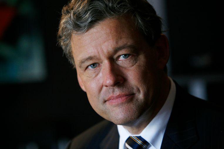 Journalist Charles Groenhuijsen. Beeld anp