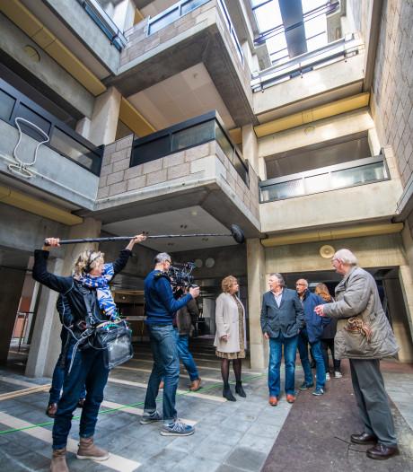 Documentairemakers leggen kubusgebouw Centraal Beheer Apeldoorn vast