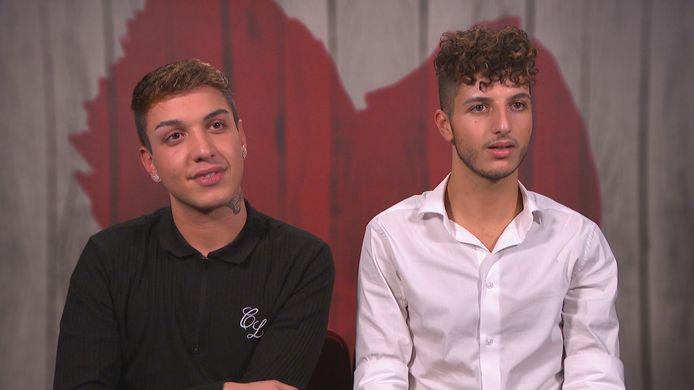 Ferdy en Giuseppe
