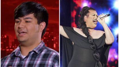 Hij deed 12 keer tevergeefs auditie voor American Idol. Nu doet hij het als dragqueen en blaast hij met gouden stem alle tegenstand uit het water