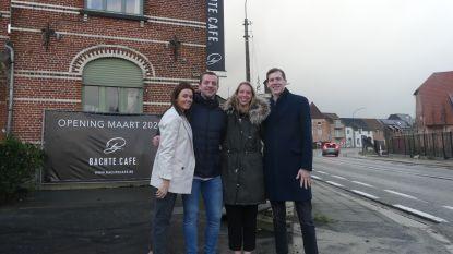 Eigenaars Bachtekerke toveren 't Lusthof om tot gezellig eetcafé