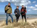 De Belgische documentairemaker Arnout Hauben trekt in gezelschap van cameraman Phlippe Niclaes en geluidsman Ruben Callens langs de kusten van de Noordzee, met 575 duizend vierkante kilometer het grootste natuurgebied van Europa.
