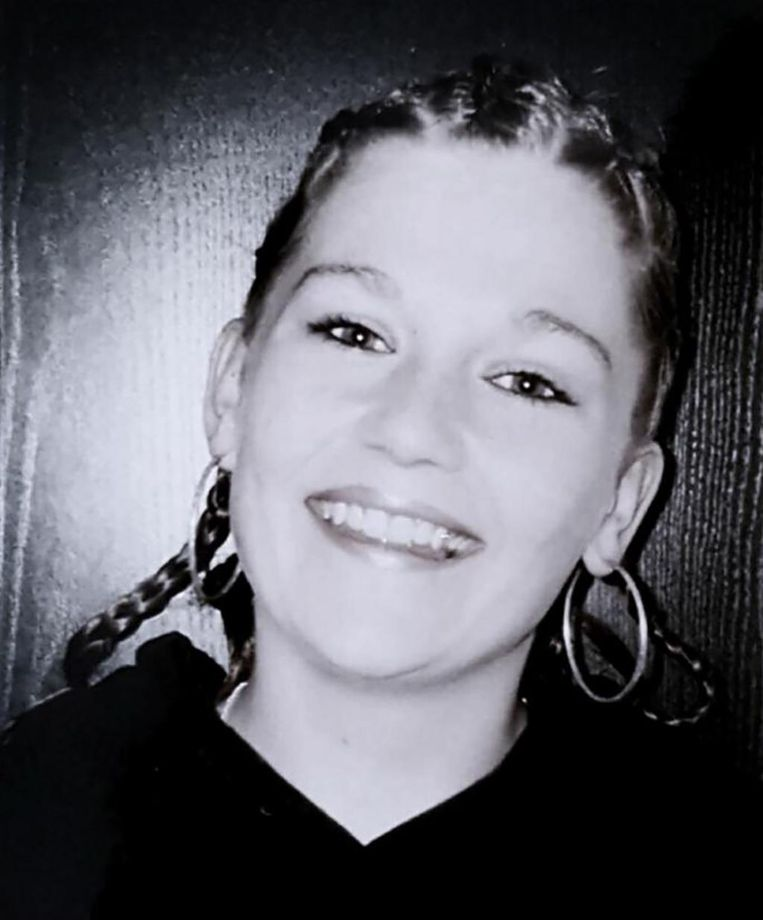 Sabrina Oosterbeek rond 2008. Beeld Privé