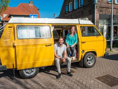 Inge en Freek weer terug in Gouda na reis door Zuid-Amerika