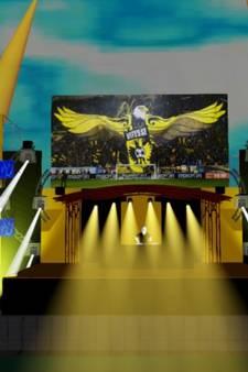 Arnhem maakt zich op voor geel-zwarte zondag