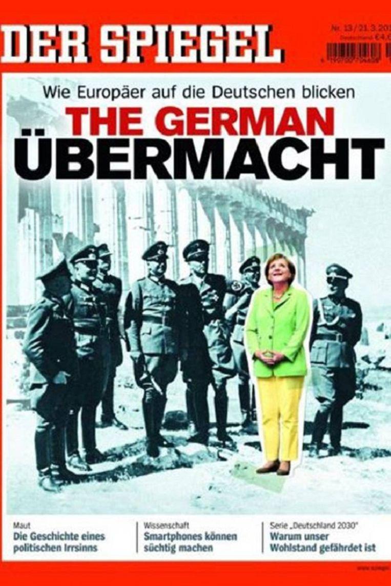 null Beeld Der Spiegel cover
