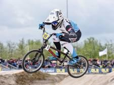 BMX'er Julian Bijsterbosch uit Hattemerbroek mist EK-finale door aflopende ketting