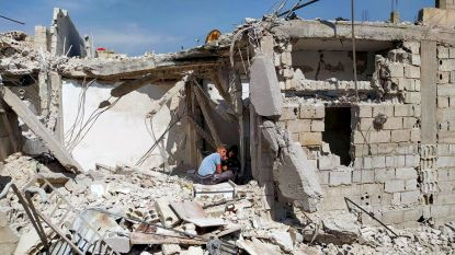 Staatsmedia Syrië melden Israëlische raketaanval