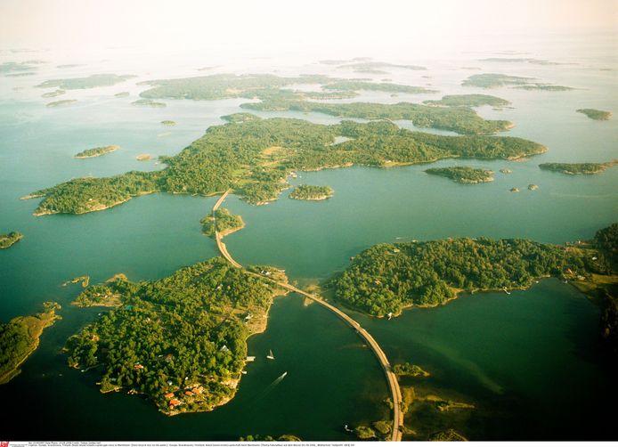Åland in Finland.