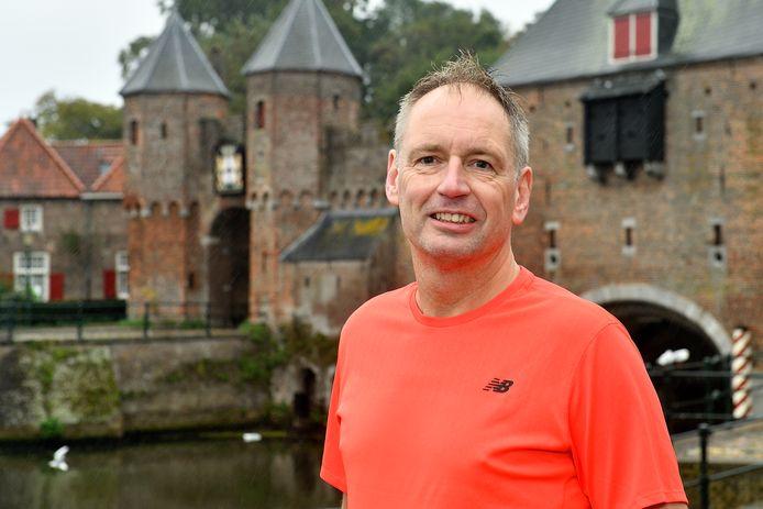 JanWillem Nieboer loopt al vijf jaar lang elke dag