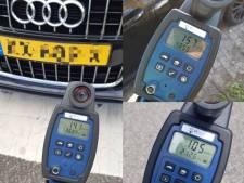 Met bijna 160 km/u door de bebouwde kom van Den Bosch: rijbewijzen ingevorderd