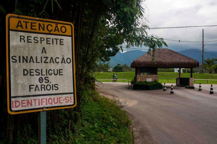 Het Porto Bello-landgoed in Mangaratiba.