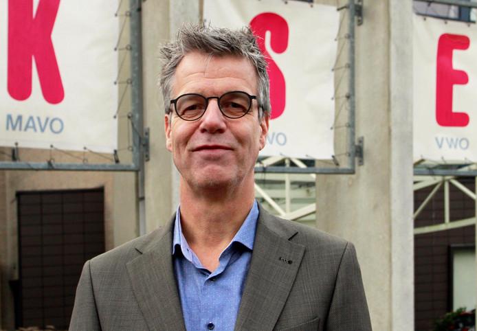 Etten-Leur  Pix4Profs/Gerard van Offeren. Nieuwe rector van de KSE , Jan van Heukelum    f