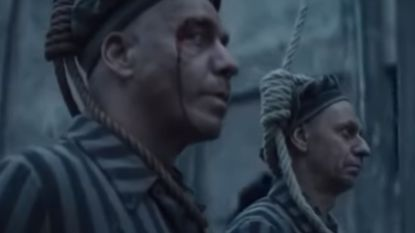 Controversiële single Rammstein op één in Duitsland