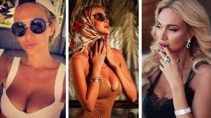 Deze voormalige Miss Rusland maakt u nu al helemaal warm voor het WK 2018