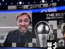 Jurgen Klopp élu Entraîneur de l'année