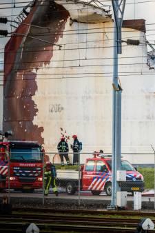 Gezamenlijke havenbrandweer dreigt te klappen, omdat bedrijven niet meebetalen
