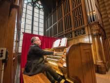 Na vijftien jaar weer lucht door de orgelpijpen van de Sint-Joriskerk in Eindhoven