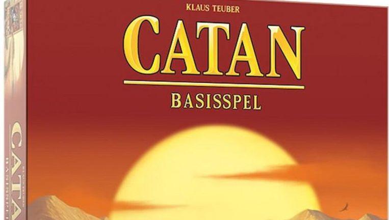 Kolonisten van Catan wordt Catan Beeld 999 Games