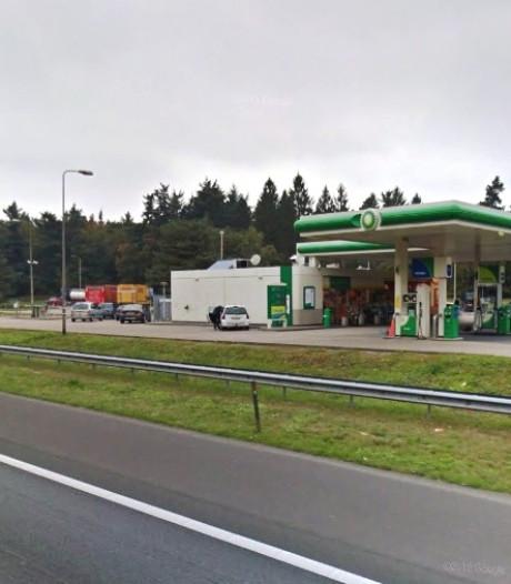 AH to go bij tankstation A1 Ugchelen