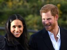 'Huwelijk prins Harry en Meghan Markle wordt live uitgezonden'