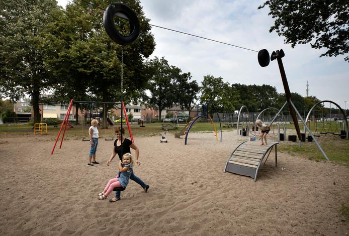 Volgens sommige inwoners van Breugel zou speeltuin De Molenwiek plaats moeten maken voor een schoolgebouw.
