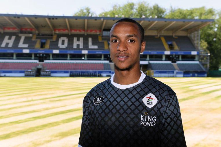 """Frédéric Duplus: """"Ik besef dat ik in deze sterke spelersgroep zal moeten vechten voor een vaste stek."""""""