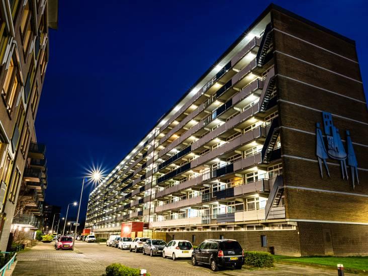 Verbazing over inhuur beveiligers in Diamantflat: 'Dit is geen taak voor een woningcorporatie'