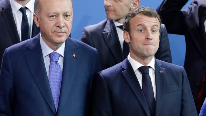 """EU veroordeelt uitspraken van Erdogan over Macron: """"Onacceptabel"""""""