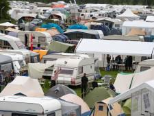 Camping gevuld, Opwekking is los